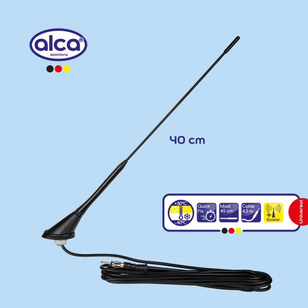 Dach-Antenne mit Verstärker