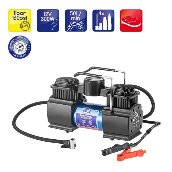 2-Zylinder-Kraft-Kompressor 12V SUP & Freizeit